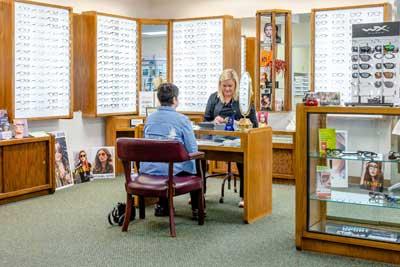 Optometrist in Dothan, AL